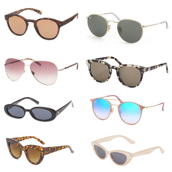 8 x mooie zonnebrillen voor op je wishlist