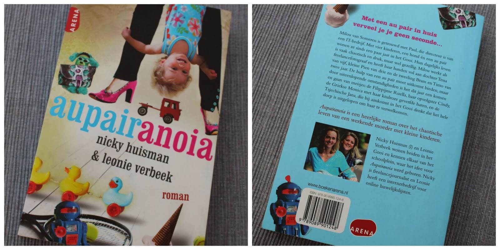 Book Review   AupairAnoia