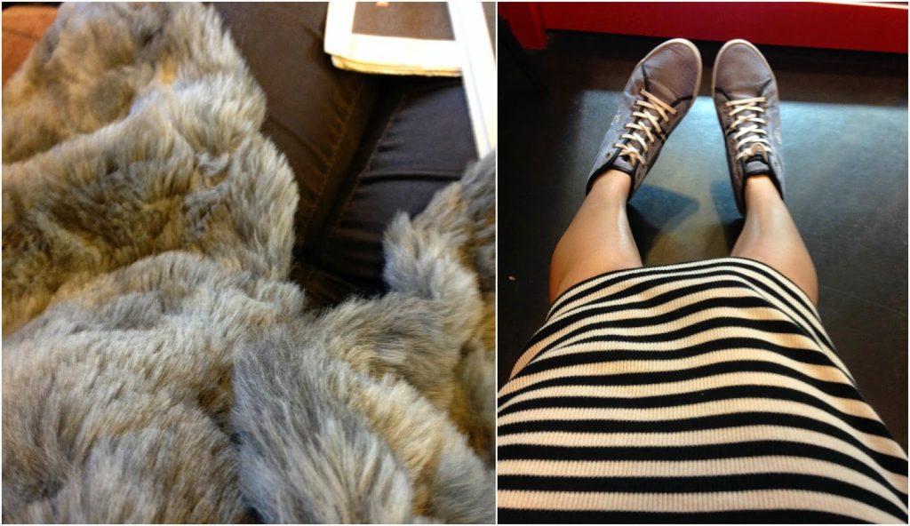 5dc5ebb87bf7b6 Dinsdag had ik het koud en droeg ik nog gewoon mijn fluffy winterjas