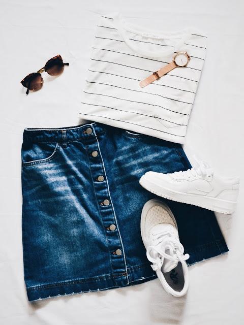 Outfit inspiratie | Nog even voordat de herfst begint