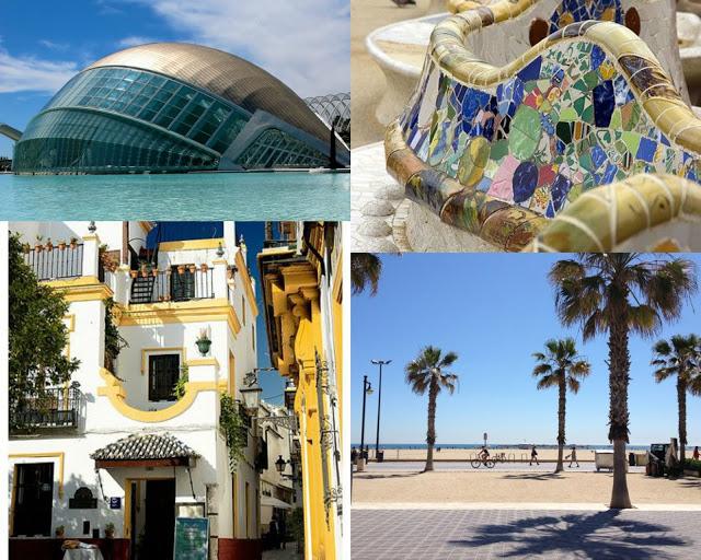 Vandaag begint mijn Spaanse avontuur! #makeyourdreamscametrue