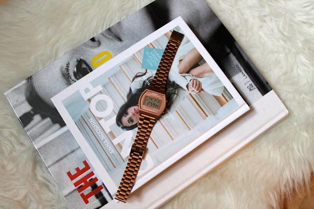 Musthave | Een koperen horloge