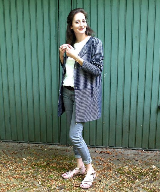 Outfit of the day | Grote voeten en sandalen