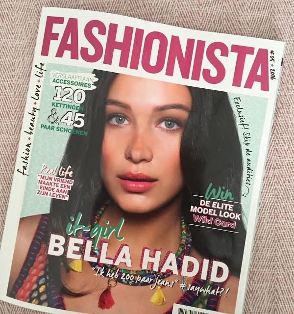 Happy Moments | In het Fashionista tijdschrift, Koningsdag & een bezoek aan Valkenburg