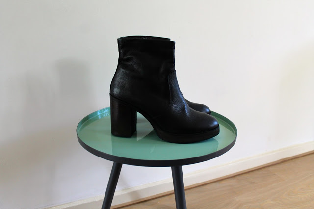 Een vrouw kan nooit genoeg schoenen hebben. Punt