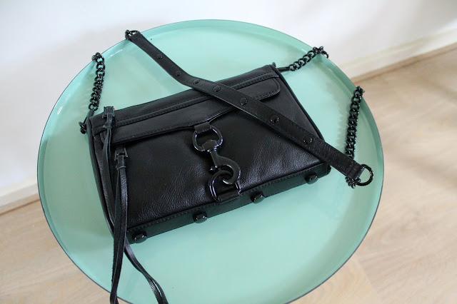 Mijn eerste designers bag | Mini M.A.C Crossbody van Rebecca Minkoff