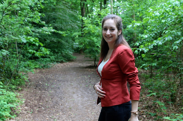 Outfit of the day | Into the woods