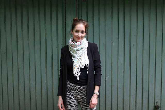 Outfit of the day | Een nieuwe kledingstijl
