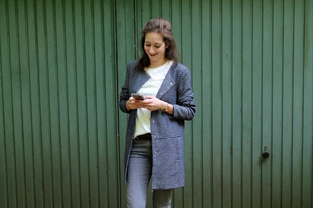 Outfit of the day | Jeans blouse, herfstige zaterdagmiddag én een kortingscode