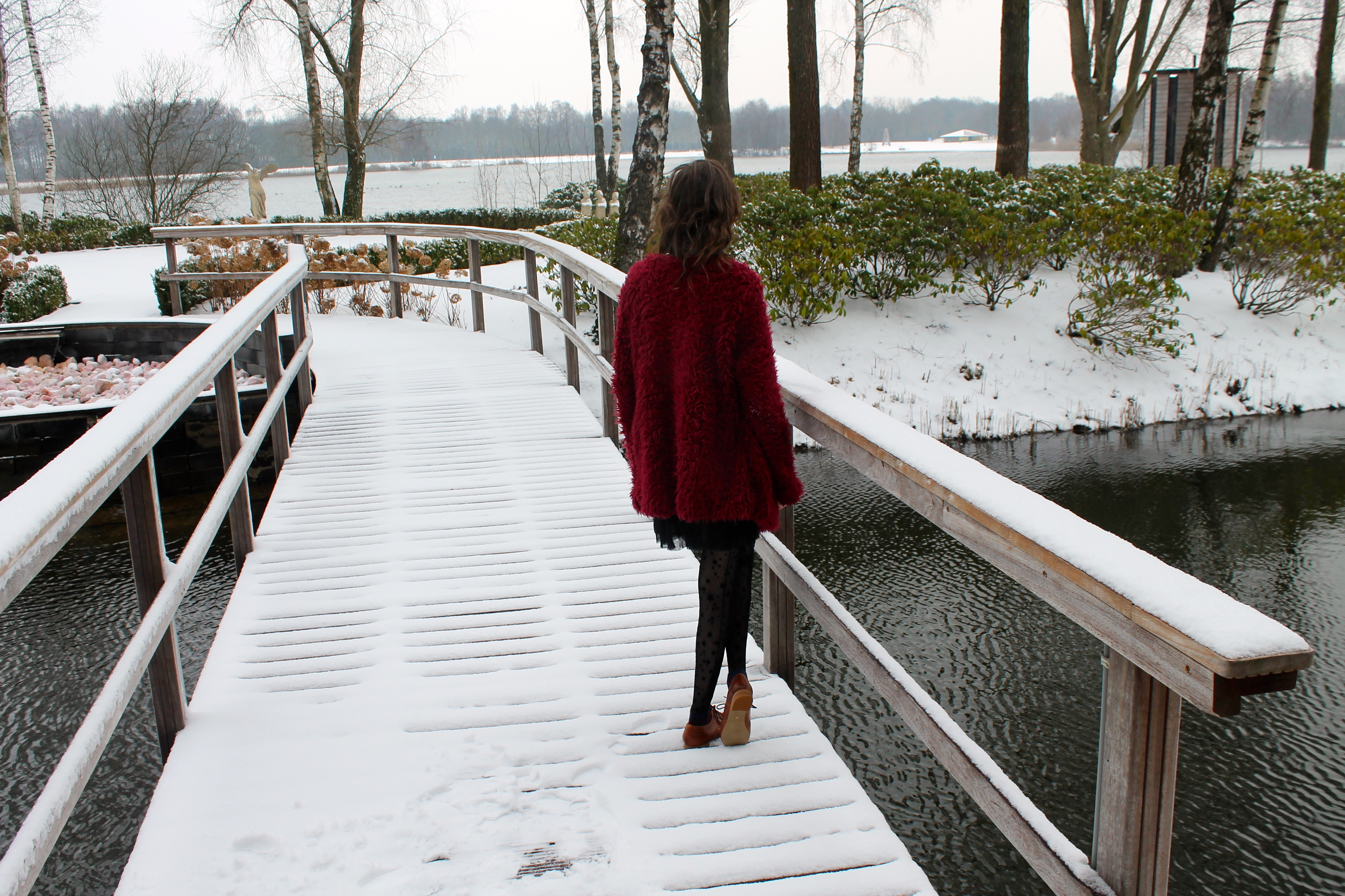 Outfit of the day | Magische witte wereld
