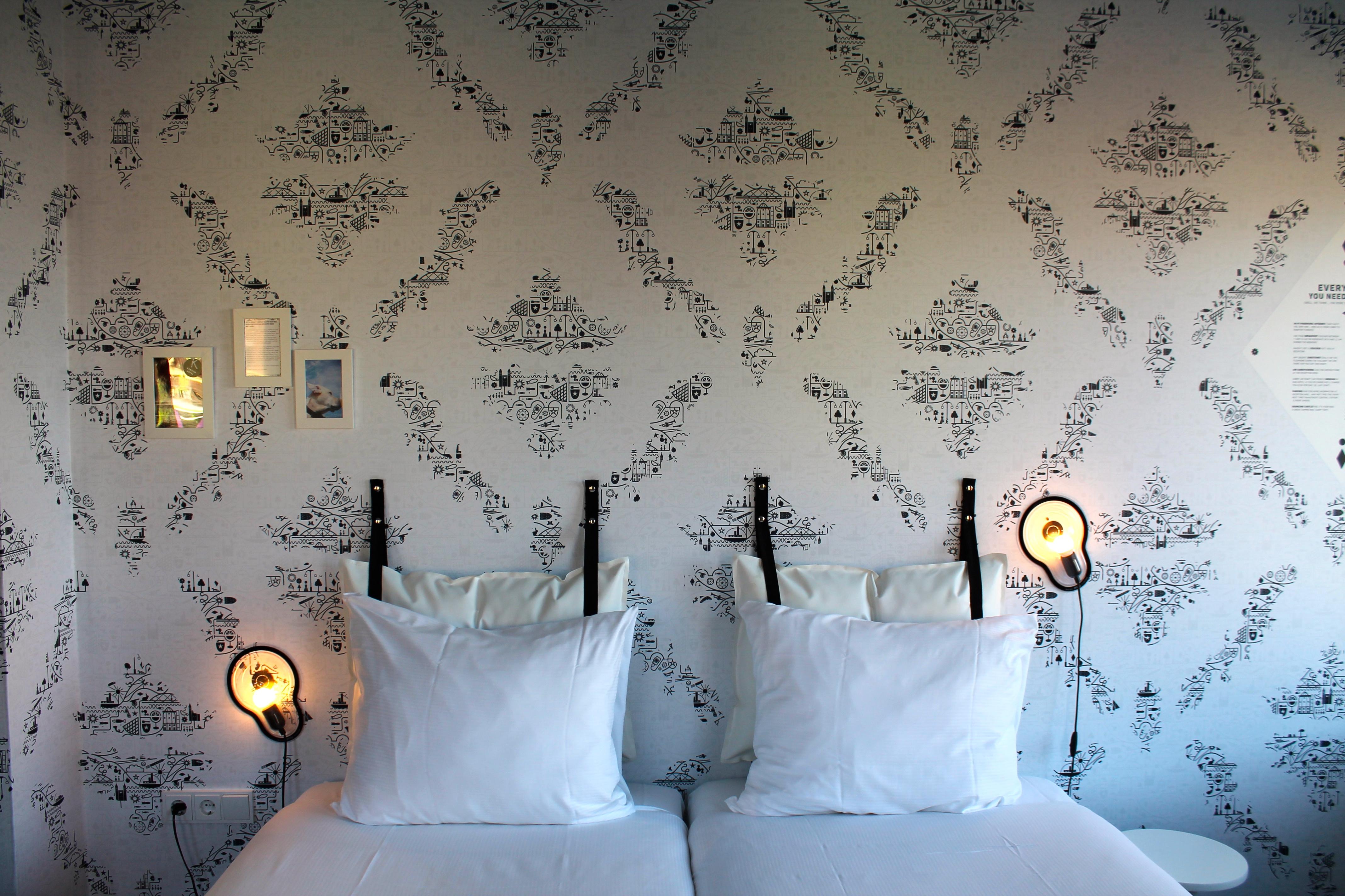 TRAVEL | Kaboom hotel in Maastricht