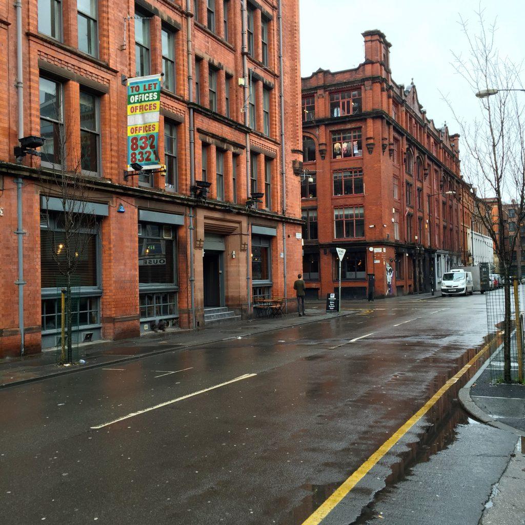 Citytrip naar Manchester