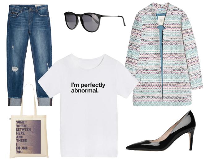 Shop de look | Kledingstijl die zo wisselend is als de kleur van een kameleon