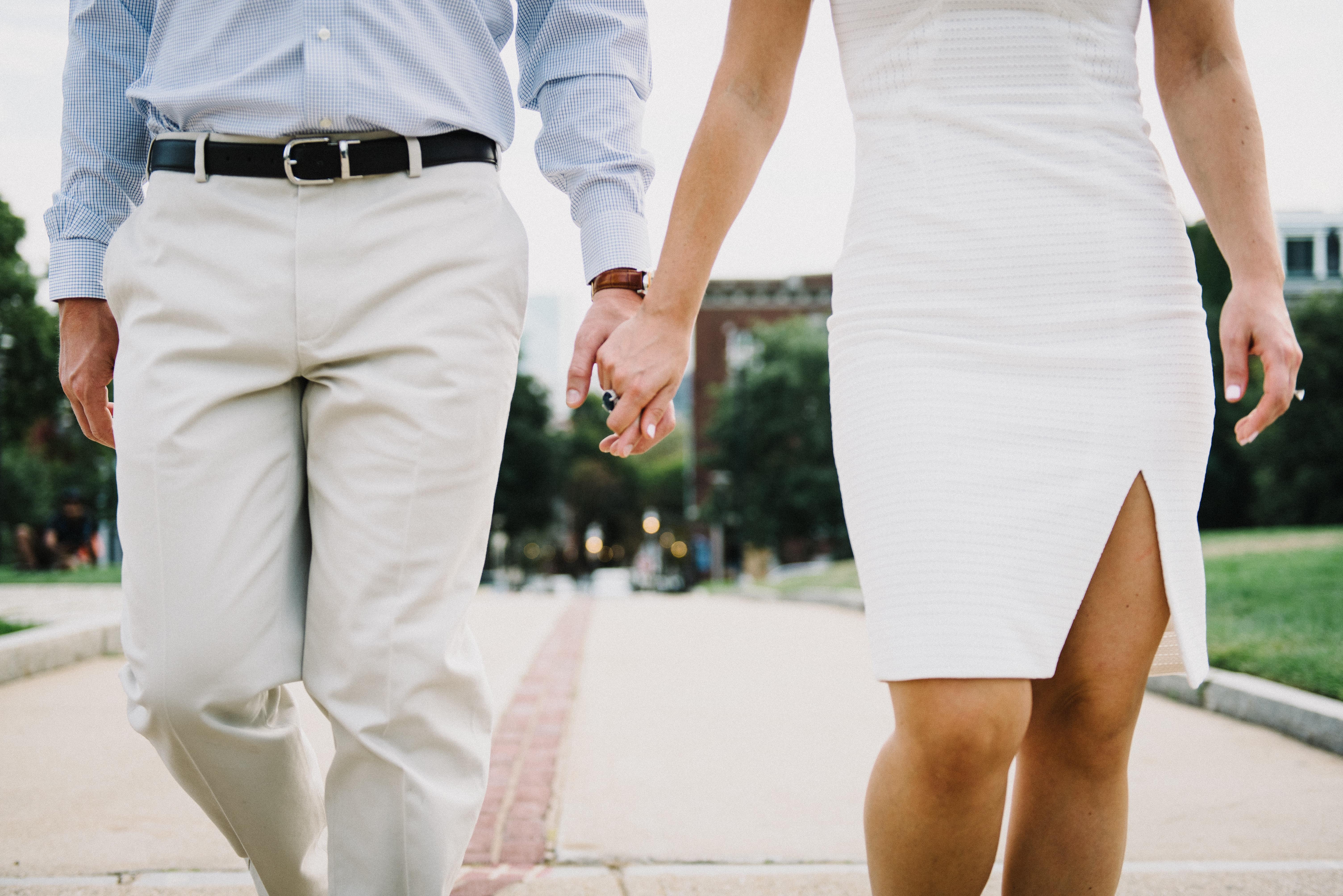Een lange relatie sinds je twintiger jaren? Dat is juist heel leuk!
