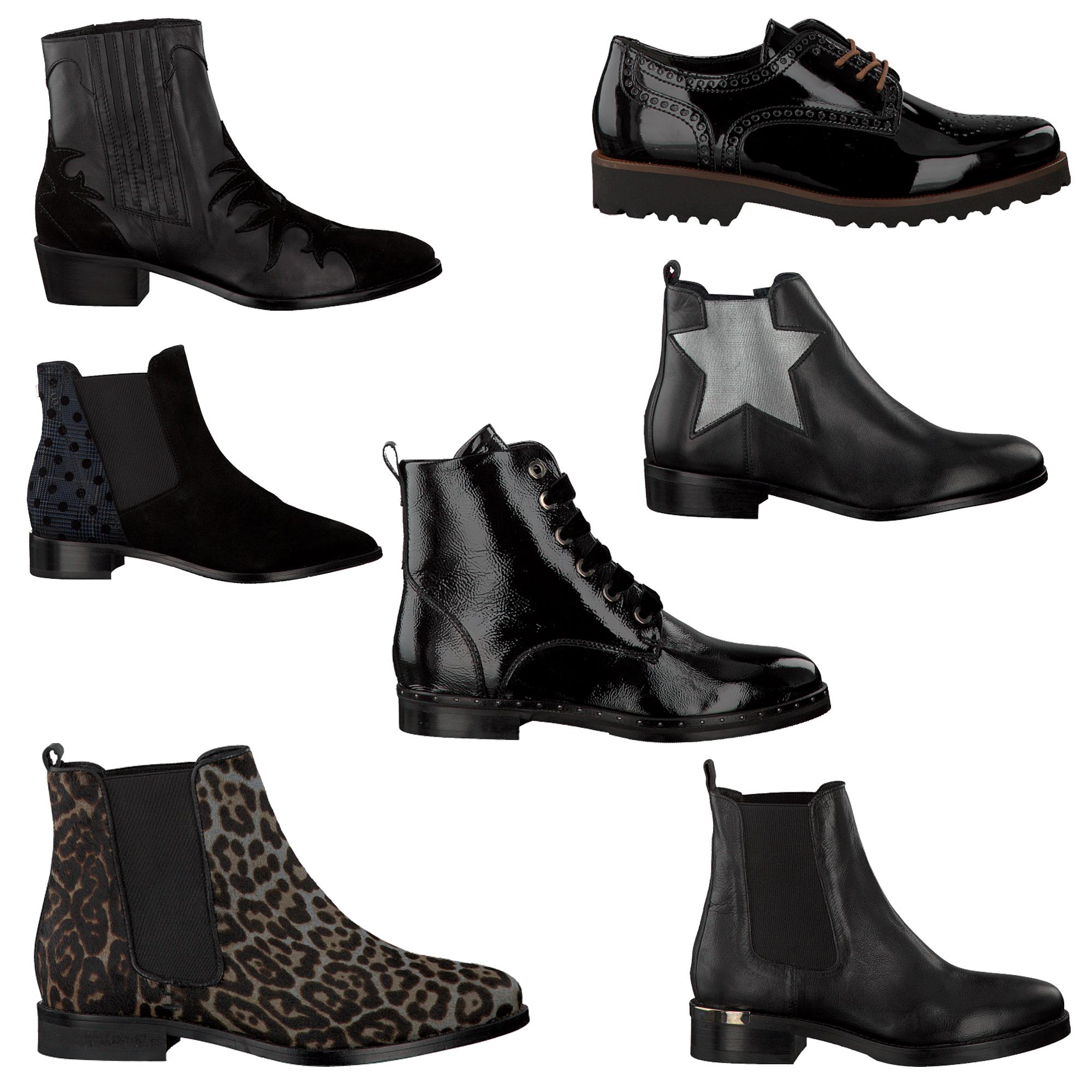 Dé schoenen trends AW 17/18