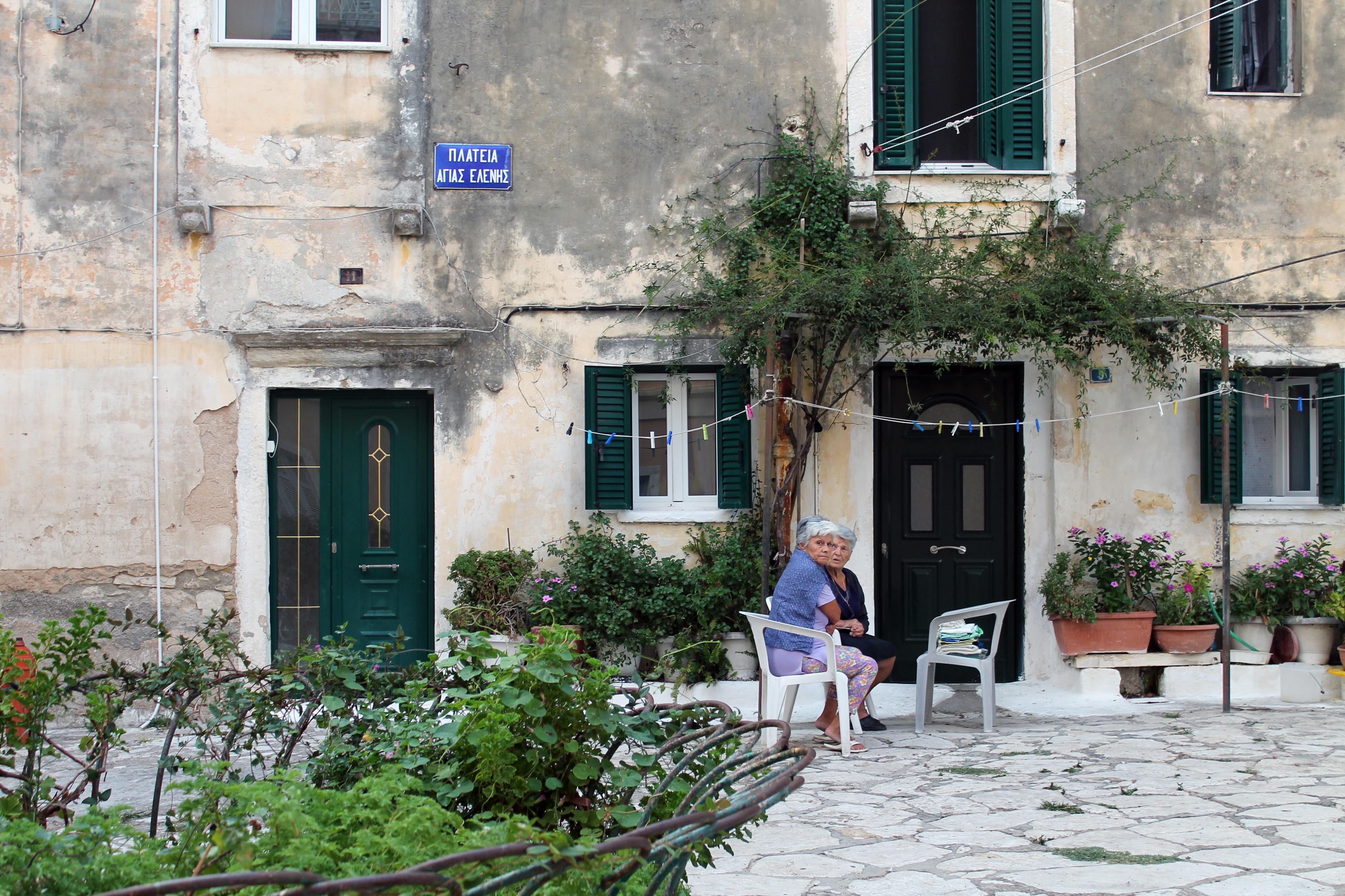 Het pareltje van Corfu – Kerkyra