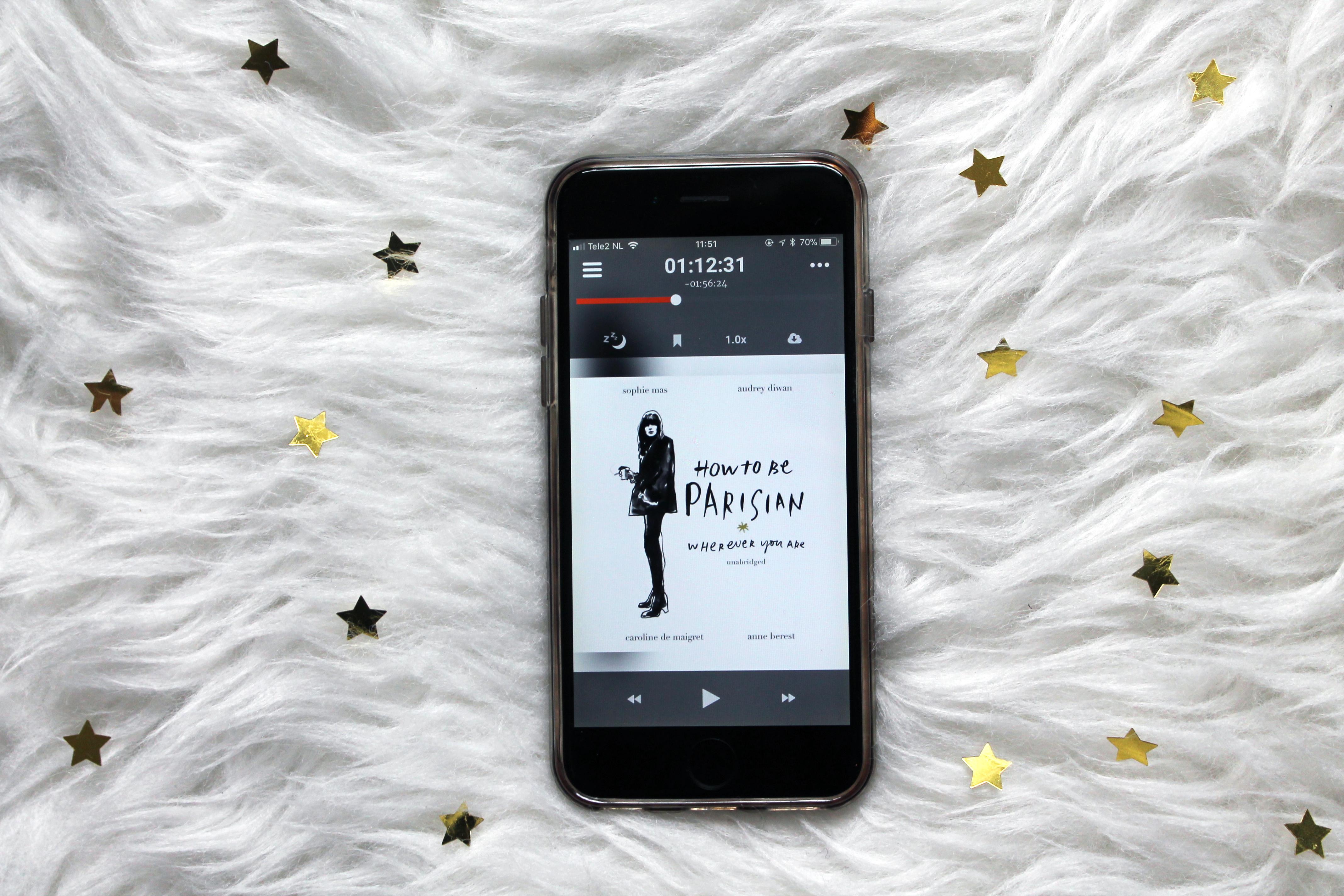 Ontspan tip – Beluister audioboeken via Storytel