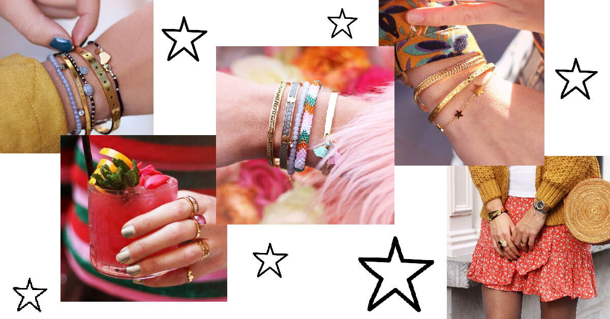Vintage look sieraden en accessories – A TOUCH OF GOLD