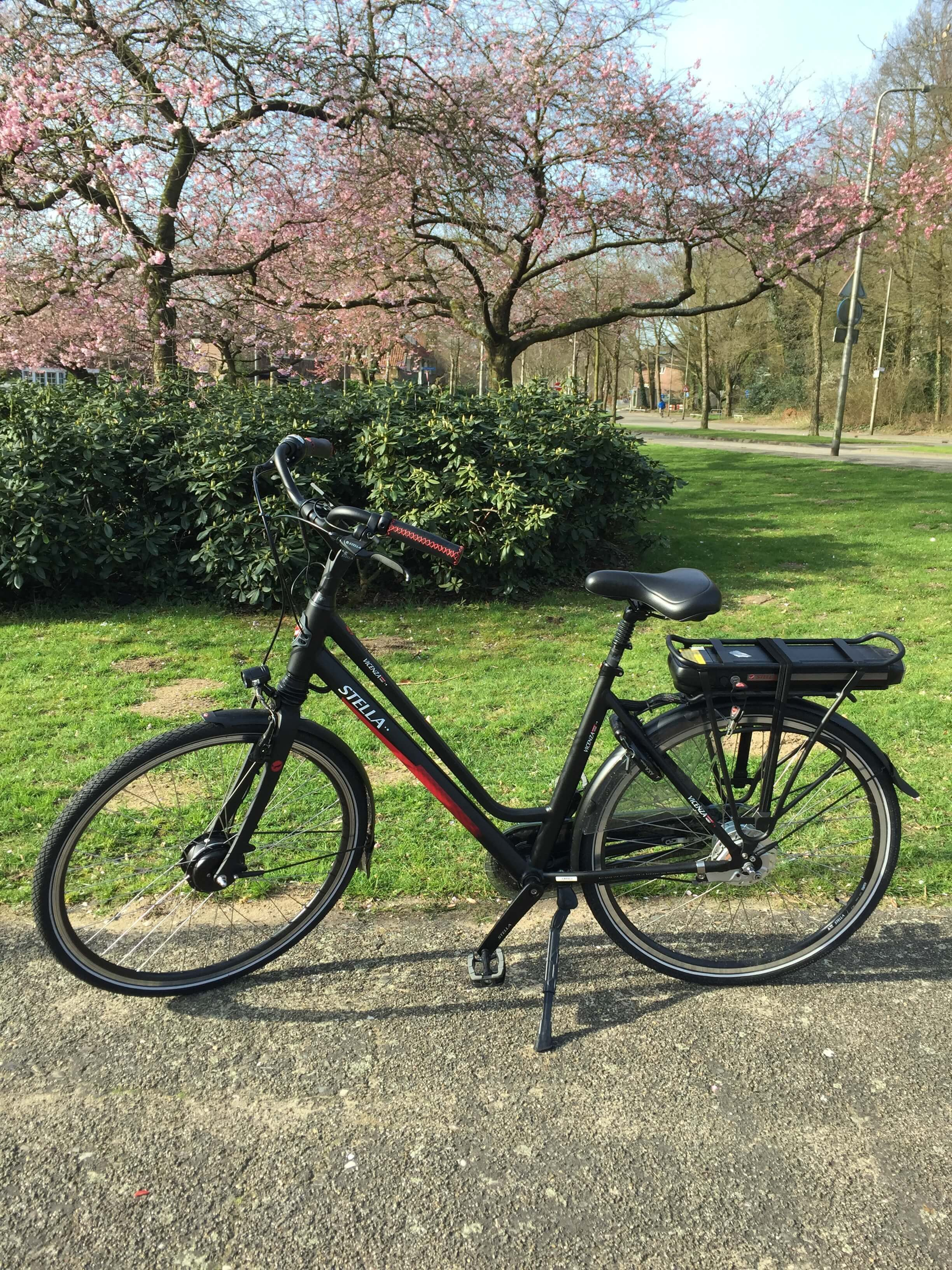De E-bike als alternatief vervoersmiddel voor forenzen?