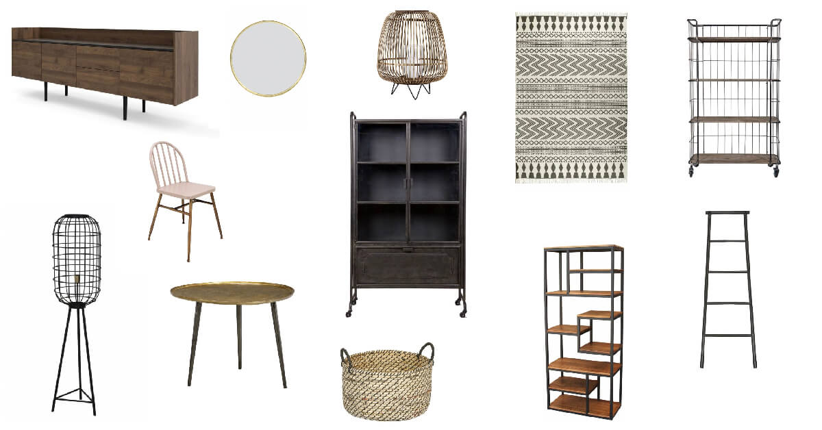 12 x de mooiste meubels én accessoires voor in huis