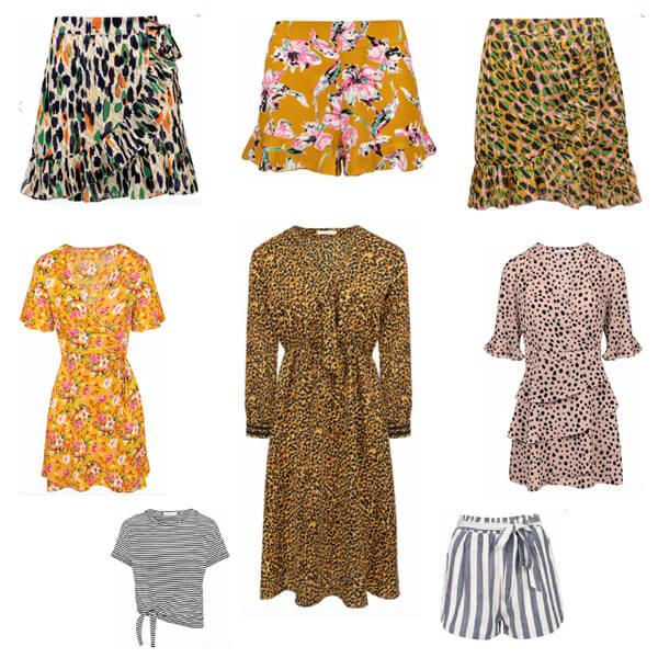 De leuke outfits voor de zomer