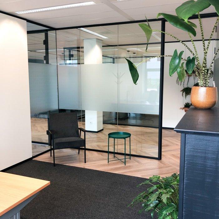 Een eigen kantoor!