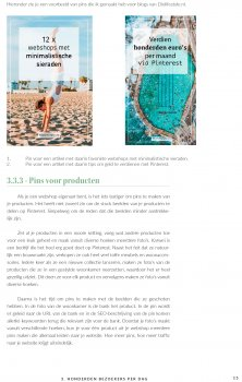 E-book 'Haal alles uit Pinterest'