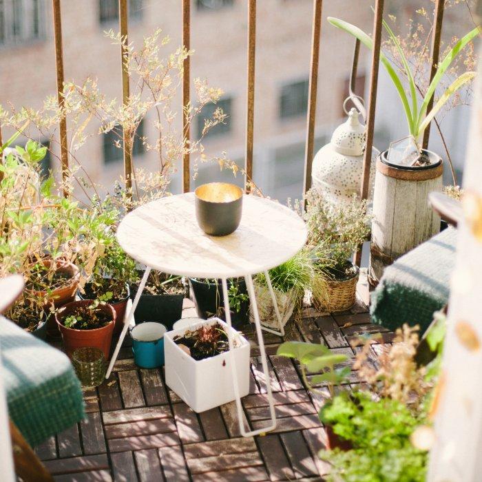 5 tips voor een gezellig balkon