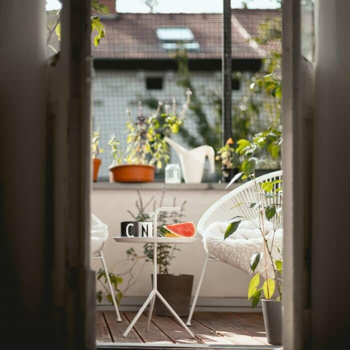 5 tips voor het opleuken van je balkon
