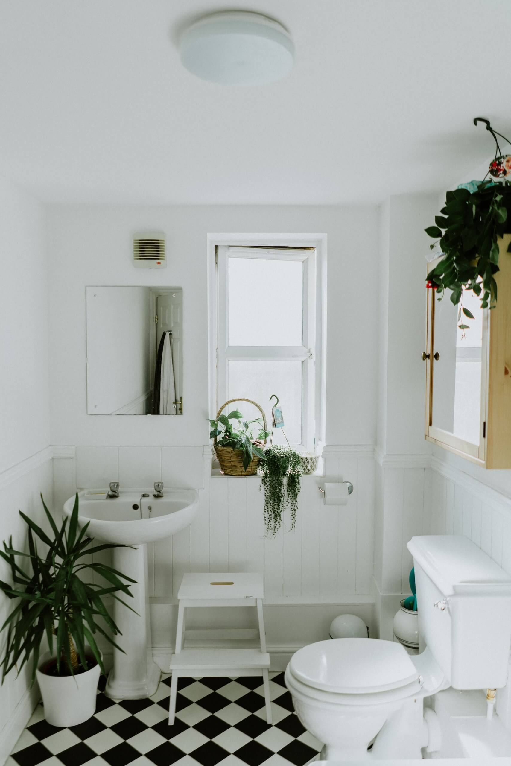 Je badkamer pimpen in drie stappen