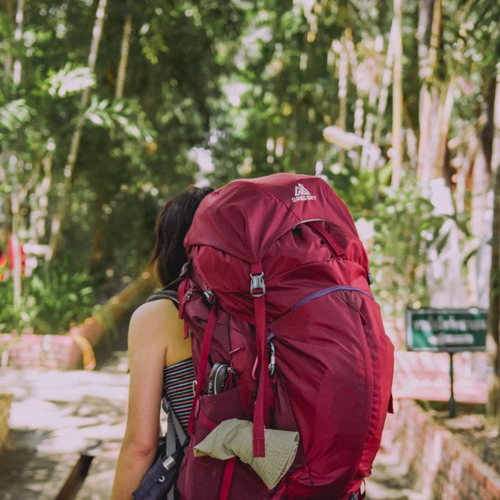 Hoe past er zoveel mogelijk in je koffer of backpack voor een reis?